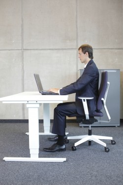 posture good